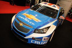 Rob Huffs 2012 Championship winning WTCC Chevrolet Cruze