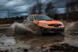 DirtFish Motorsports rally school car