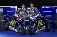 Valentino Rossi and Jorge Lorenzo, Yamaha Factory Racing