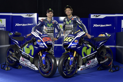 Yamaha YZR-M1 launch