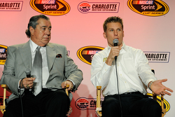 Felix Sabates and Jamie McMurray