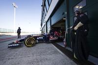 Toro Rosso STR10 launch