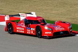 Nissan GT-R LM launch