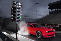 Dodge Challenger SRT Hellcat feature