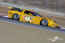 #3 Corvette Racing Corvette C5-R: Ron Fellows, Johnny O'Connell