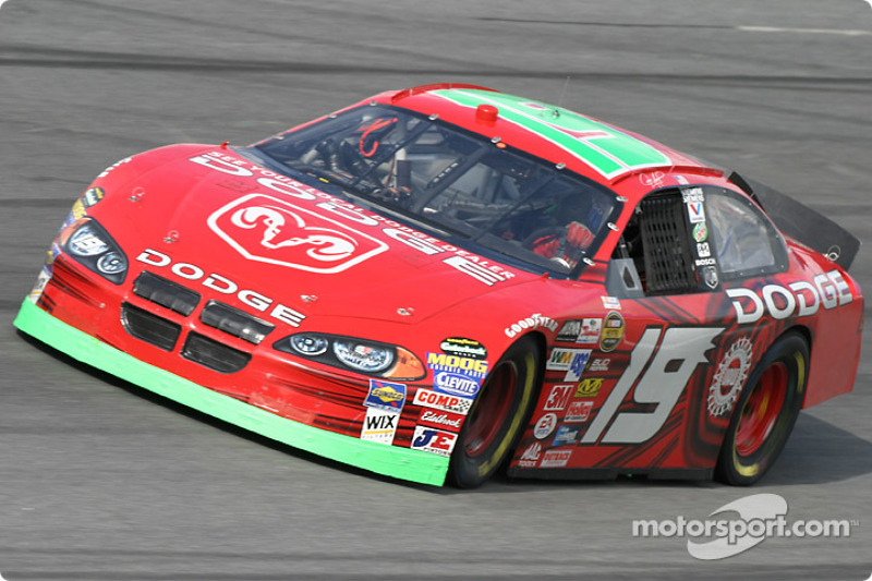 Jeremy Mayfield At Charlotte Ii