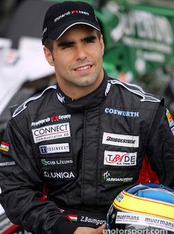 Minardi Formula 1 photoshoot: Zsolt Baumgartner