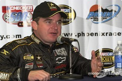 Post-qualifying press conference: Joe Nemechek
