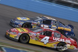 Mike Wallace and Michael Waltrip