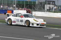 #80 Sebah Automotive Porsche 911 GT3 RS: Piers Masarati, Xavier Pompidou