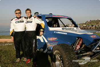Robert Sutton and Sbastien Bourdais