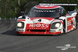 #4 Howard - Boss Motorsports Pontiac Crawford: Butch Leitzinger, Elliott Forbes-Robinson, Paul Edwards