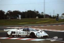 #51 Silk Cut Jaguar Jaguar XJR6: Eddie Cheever, Derek Warwick, Jean-Louis Schlesser
