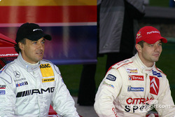 Team France 1: Jean Alesi and Sébastien Loeb
