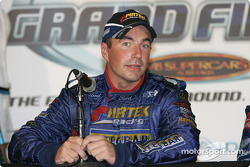 Press conference: Marcos Ambrose