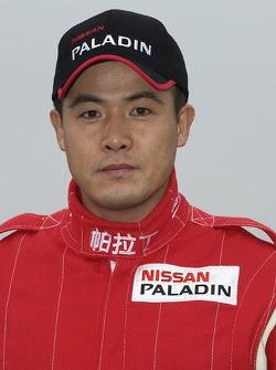 Nissan Dessoude team presentation: Zhou Yong