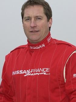 Nissan Dessoude team presentation: Philippe de Weindel