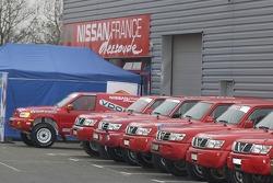 Nissan Dessoude team presentation: Nissan Dessoude hardware