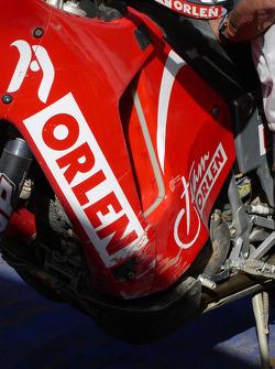 Orlen Team KTM bike