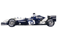 BMW WilliamsF1 livery presentation