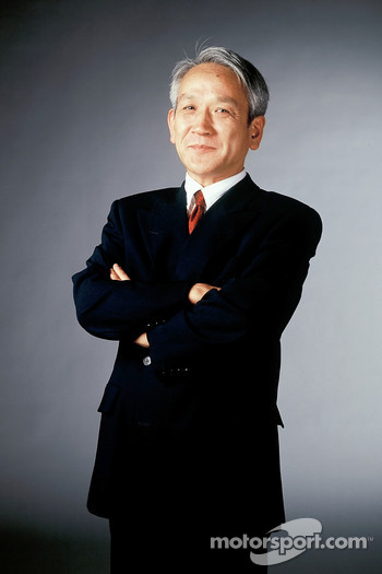 Tsutomu Tomita, Chairman and Team Principal Toyota Motorsport GmbH