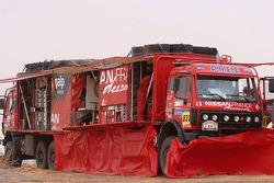 Nissan Dessoude service trucks