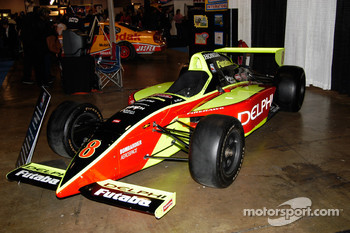 Scott Sharp's #8 Indy Car