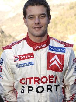 Citroën Sport presentation: driver Sébastien Loeb