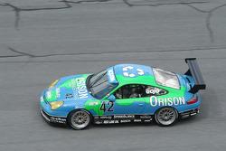#42 Orison-Planet Earth Motorsports Porsche GT3 Cup: Victor Gonzalez Jr., Wes Allen, Eric Lux, Ron Zitza, Brad Blum