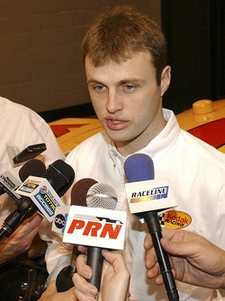 Penske Racing: Travis Kvapil