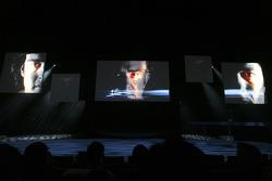 Stage presentation
