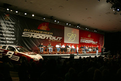 Overview of the stage