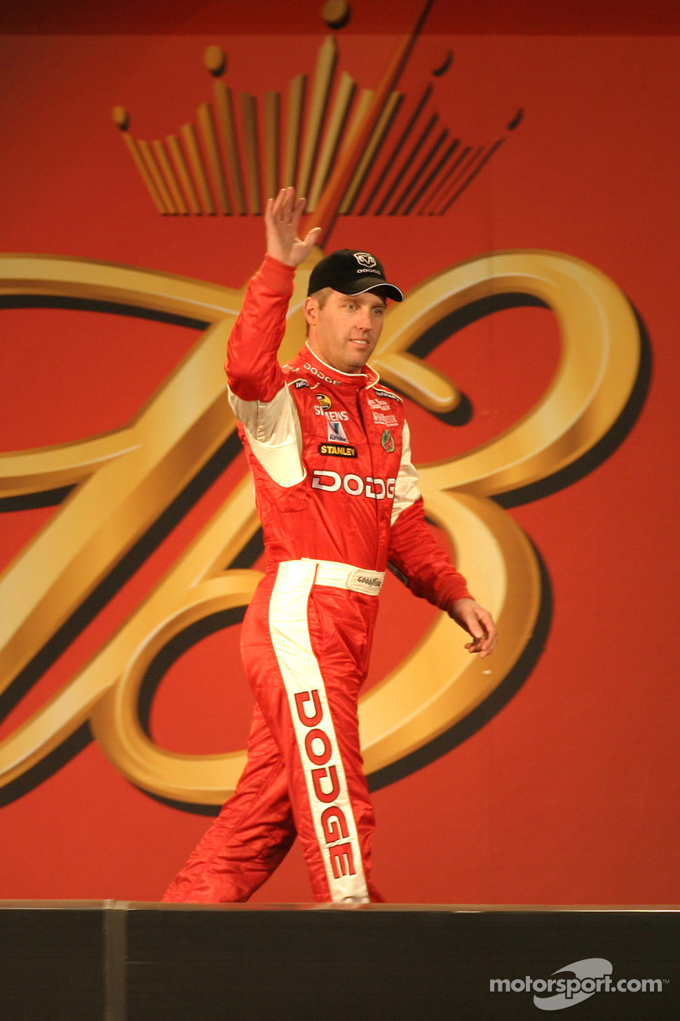 Drivers presentation: Jeremy Mayfield