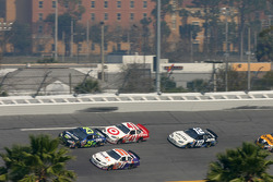 Brian Vickers, Jason Leffler, Casey Mears and Ryan Newman