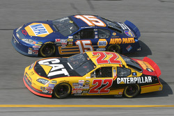 Scott Wimmer and Michael Waltrip