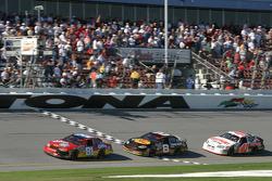 Dale Earnhardt Jr., Martin Truex Jr. and Reed Sorenson