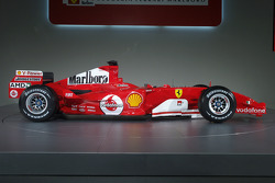 The new Ferrrari F2005