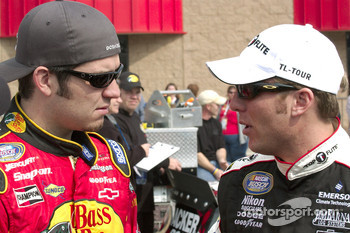 Martin Truex Jr., Jamie McMurray