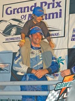 DP podium: Max Papis