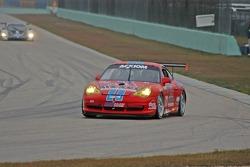 #73 Tafel Racing Porsche GT3 Cup: Andrew Davis, Jim Tafel Jr.