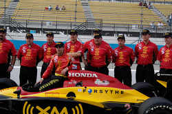 Bryan Herta and Team