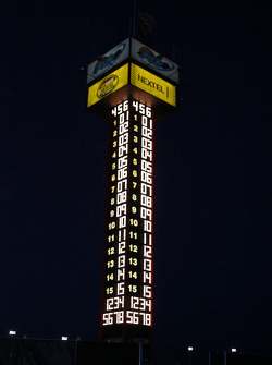 Scoring tower at Phoenix International Raceway