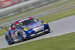 #64 Team 16/ Auto Gallery/ TRG Porsche GT3 Cup: Colin Braun, Brad Coleman