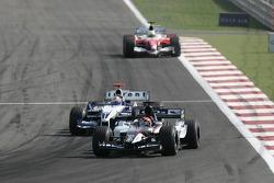 Christijan Albers and Mark Webber