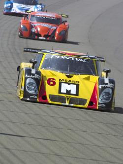 #6 Michael Shank Racing Pontiac Riley: Mike Borkowski, Paul Mears Jr.