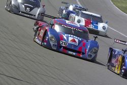 #20 CITGO - Howard - Boss Motorsports Pontiac Crawford: Milka Duno, Paul Edwards, Chris Dyson