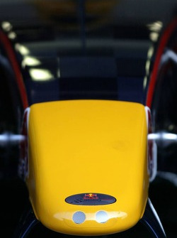 Red Bull Racing car nose cone