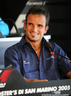 FIA Thursday press conference: Vitantonio Liuzzi