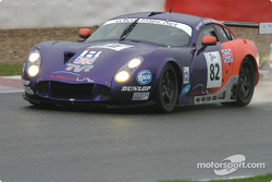 #82 Team LNT TVR Tuscan T400R: Marc Hynes, Patrick Pearce, Jason Templeman