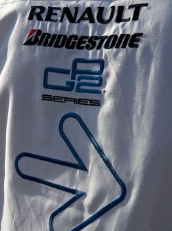 GP2 series shirt